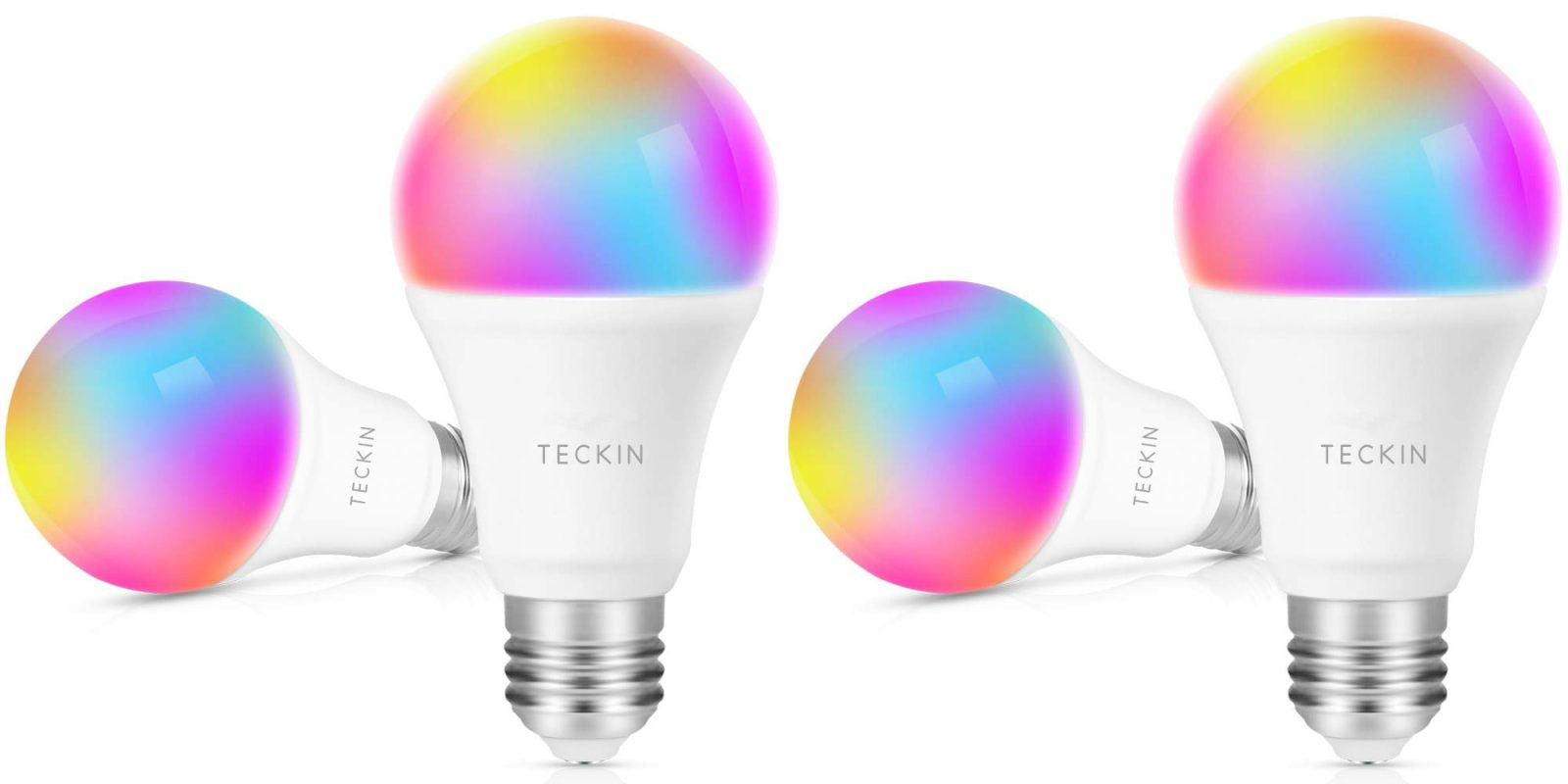 Add voice controlled RGB smart lighting to any room for less than $10 per bulb