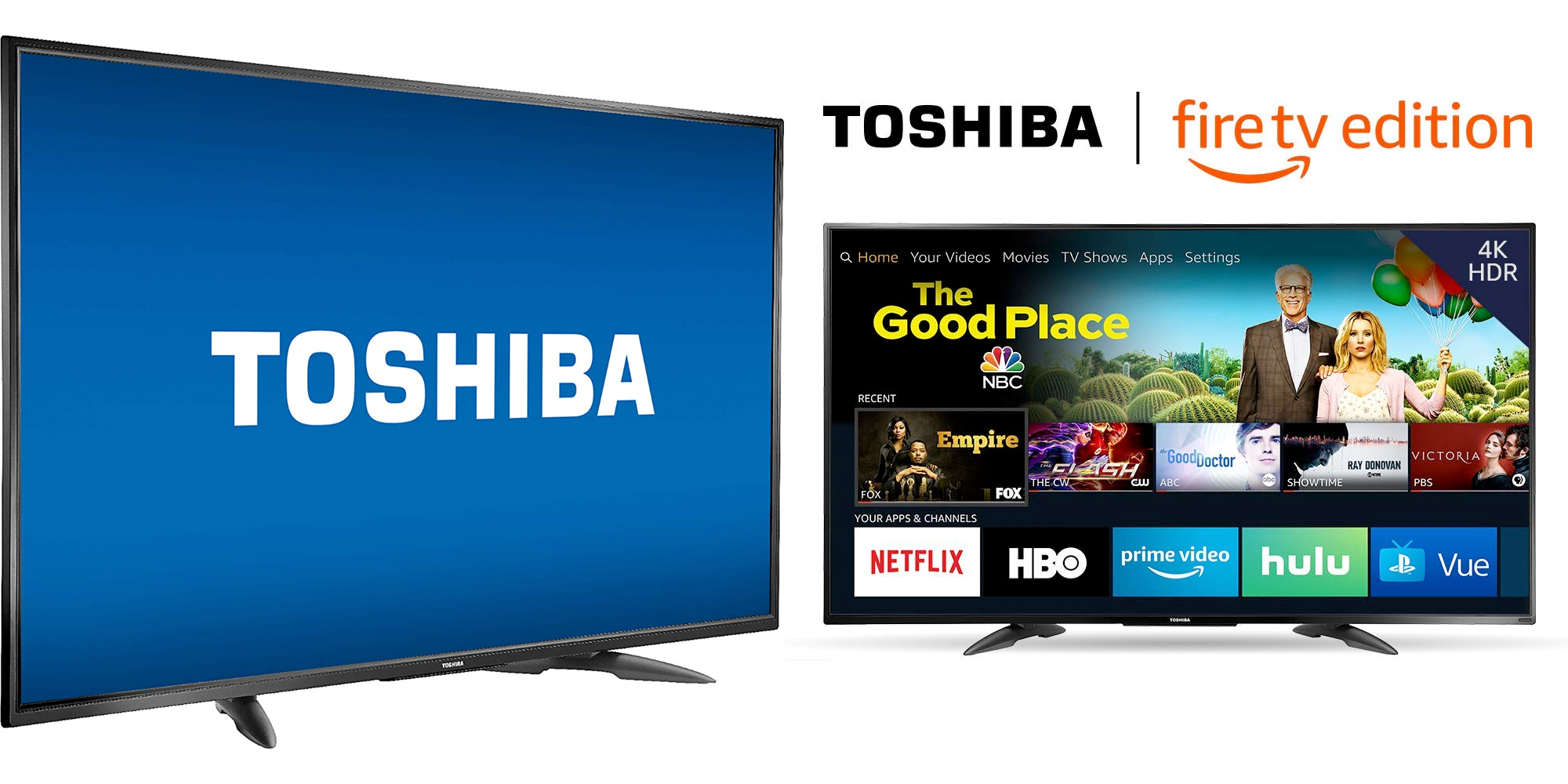Toshiba Fire TV Edition Dolby Vision