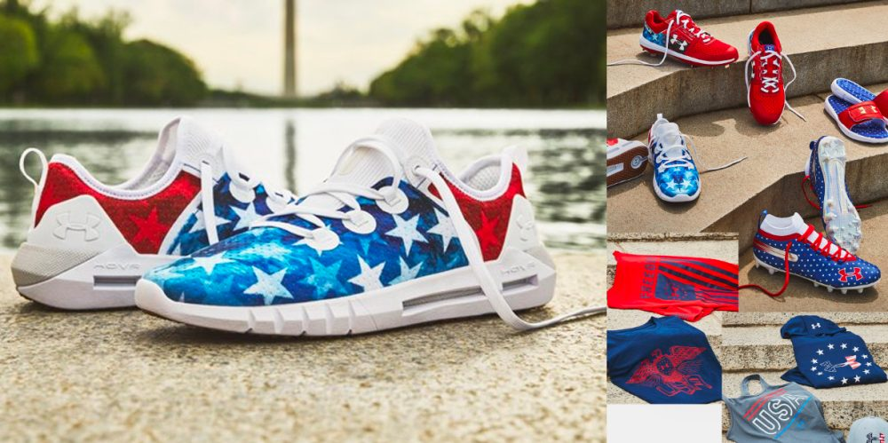 4th of July Under Armour