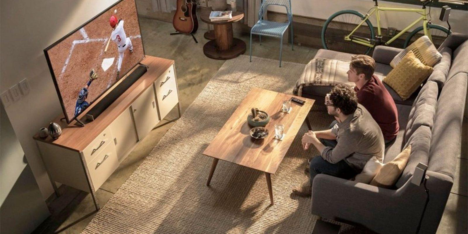 VIZIO's 5.1-Channel Sound Bar has SmartCast & more: $120 (Refurb, Orig. $250)