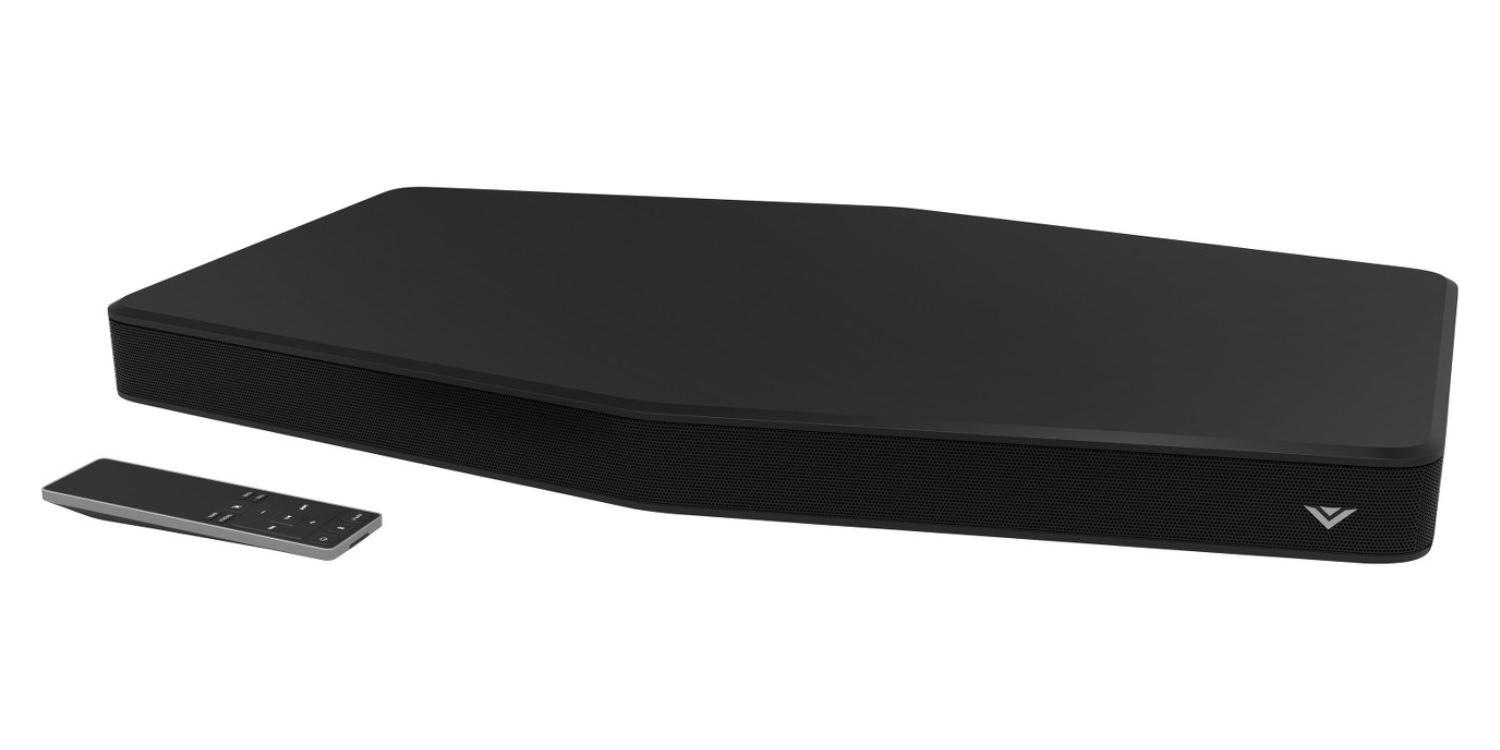 Set your TV on VIZIO's Bluetooth 2 0 Sound Stand at a new low of $70