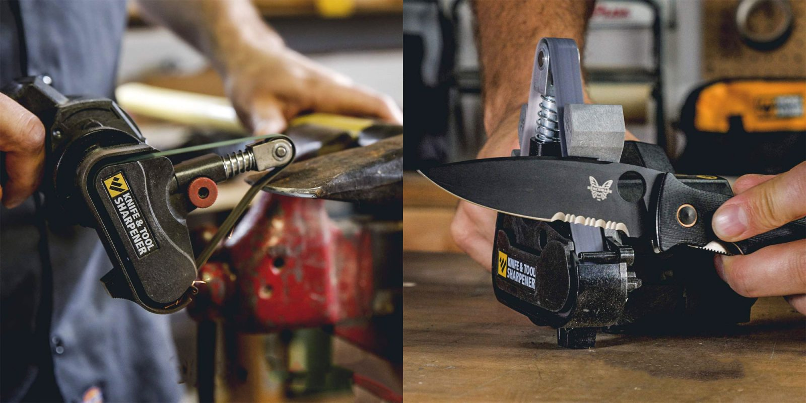 Work Sharp Knife & Tool Sharpener drops to a new low at Amazon: $53 (Reg. $70)