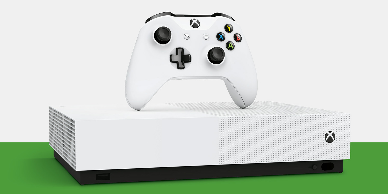 Xbox One S All Digital + 6 games up to $170 off: $230 shipped, more from $172