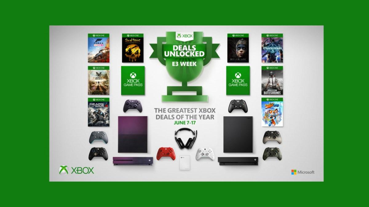 Xbox summer sale E3 2019