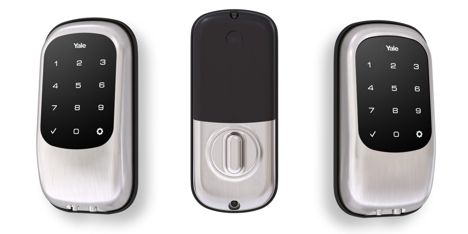 Yale's $170 Z-Wave Touchscreen Smart Lock is now at its best price this year