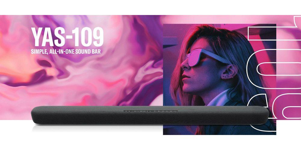 Yamaha Alexa sound bar