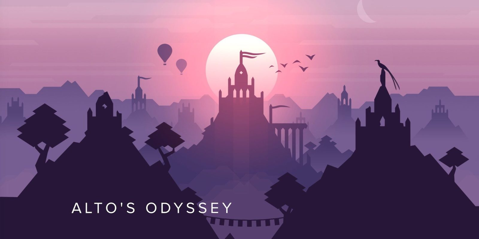 Uncover the desert's mysteries in Alto's Odyssey on iOS/Apple TV: $2 (Reg. $5)
