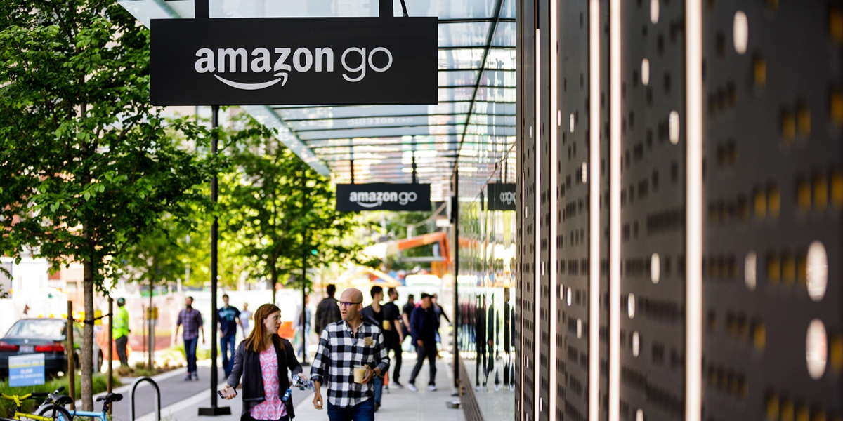 Amazon Go Seattle Storefront