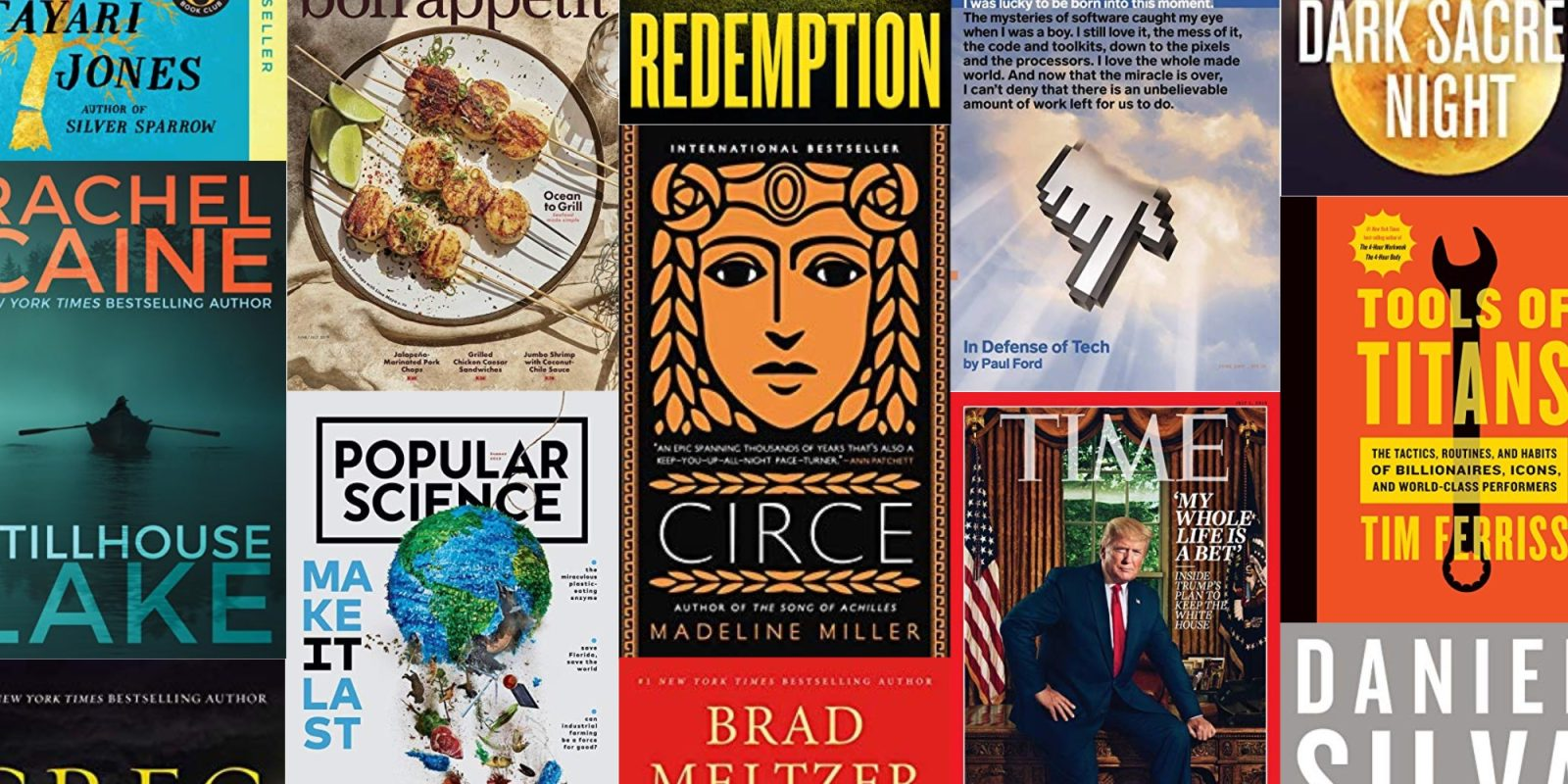 Amazon discounts Kindle eBook top reads and magazines by up to 80% from $1