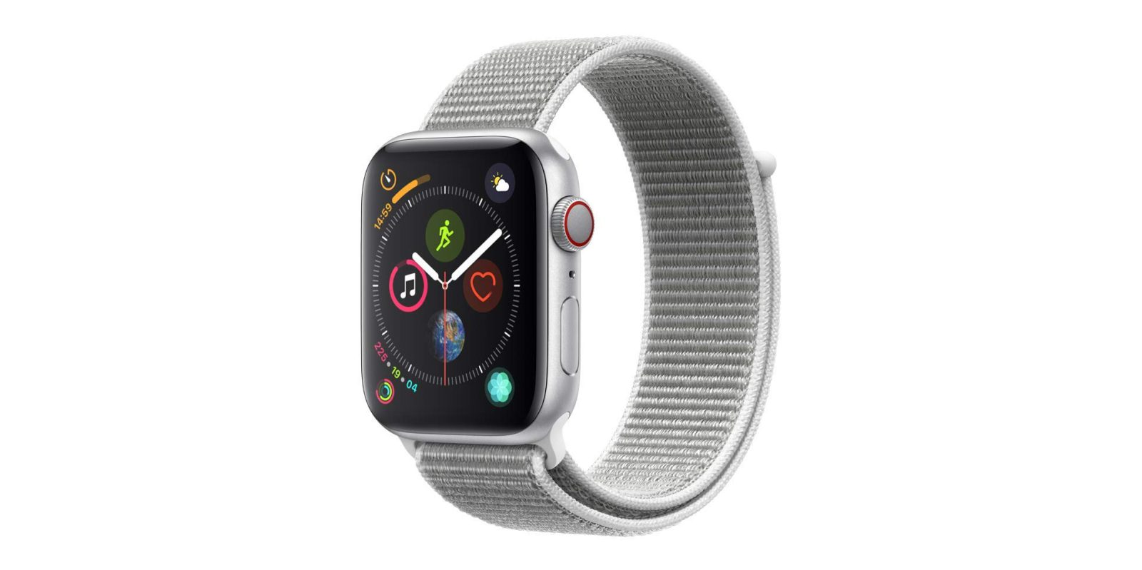 Apple Watch Series 4 LTE with Sport Loop Band sees $80 discount, now $449