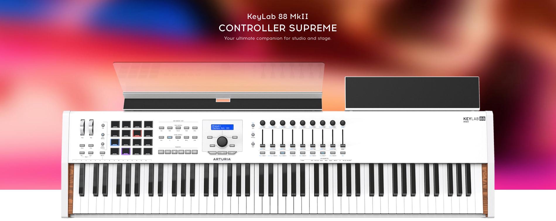 Best 88-key controllers - KeyLab 88