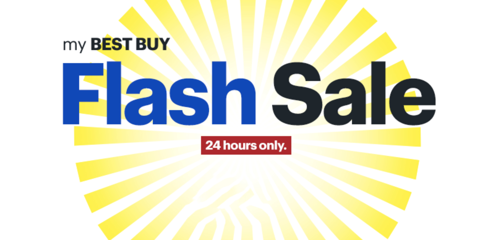 Best Buy 24-hour Flash Sale: New all-time lows on iPad Air, $500 off MacBooks, more