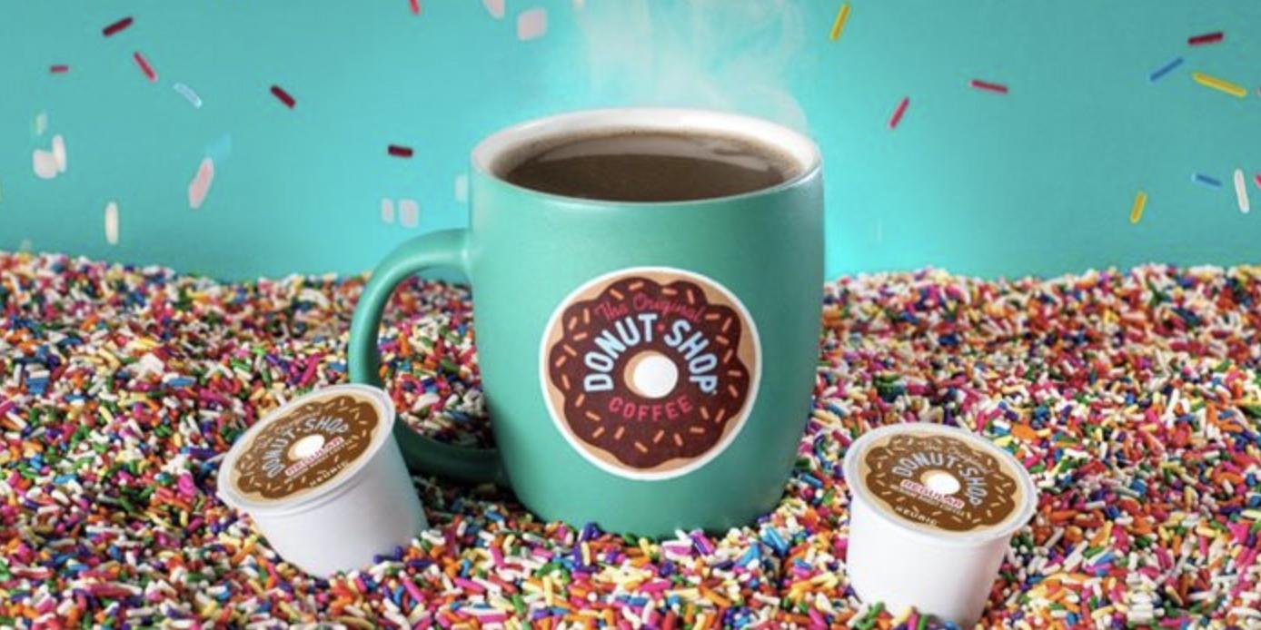 Amazon's Keurig coffee sale has Donut Shop, Krispie Kreme, more at 30% off