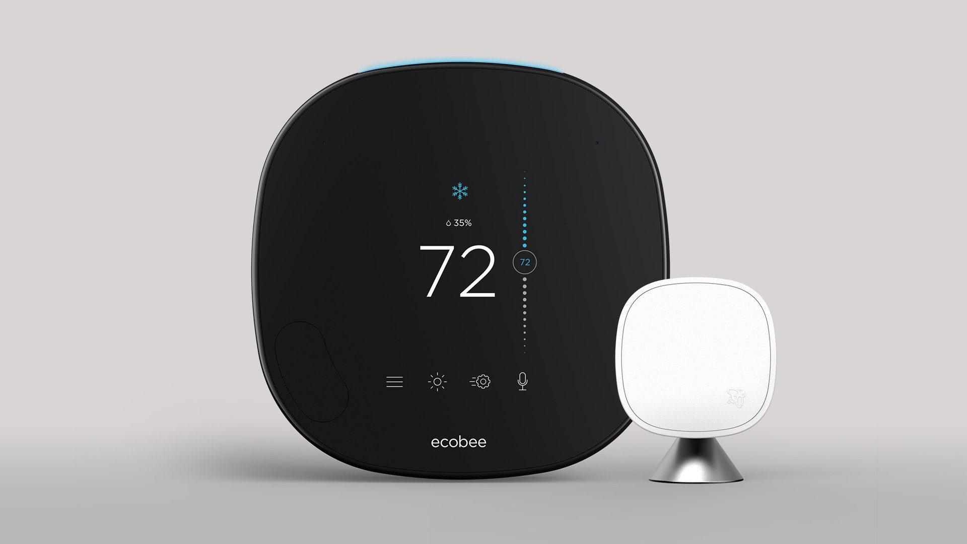 New Ecobee Smartthermostat W   Homekit Drops To  199  Reg