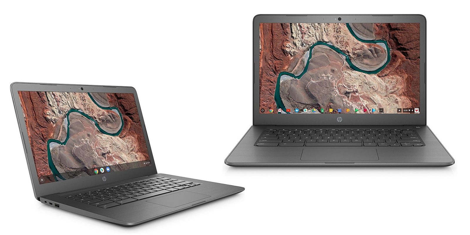 HP's touchscreen Chromebook 14 returns to Prime Day pricing at $330 shipped | 9to5Toys