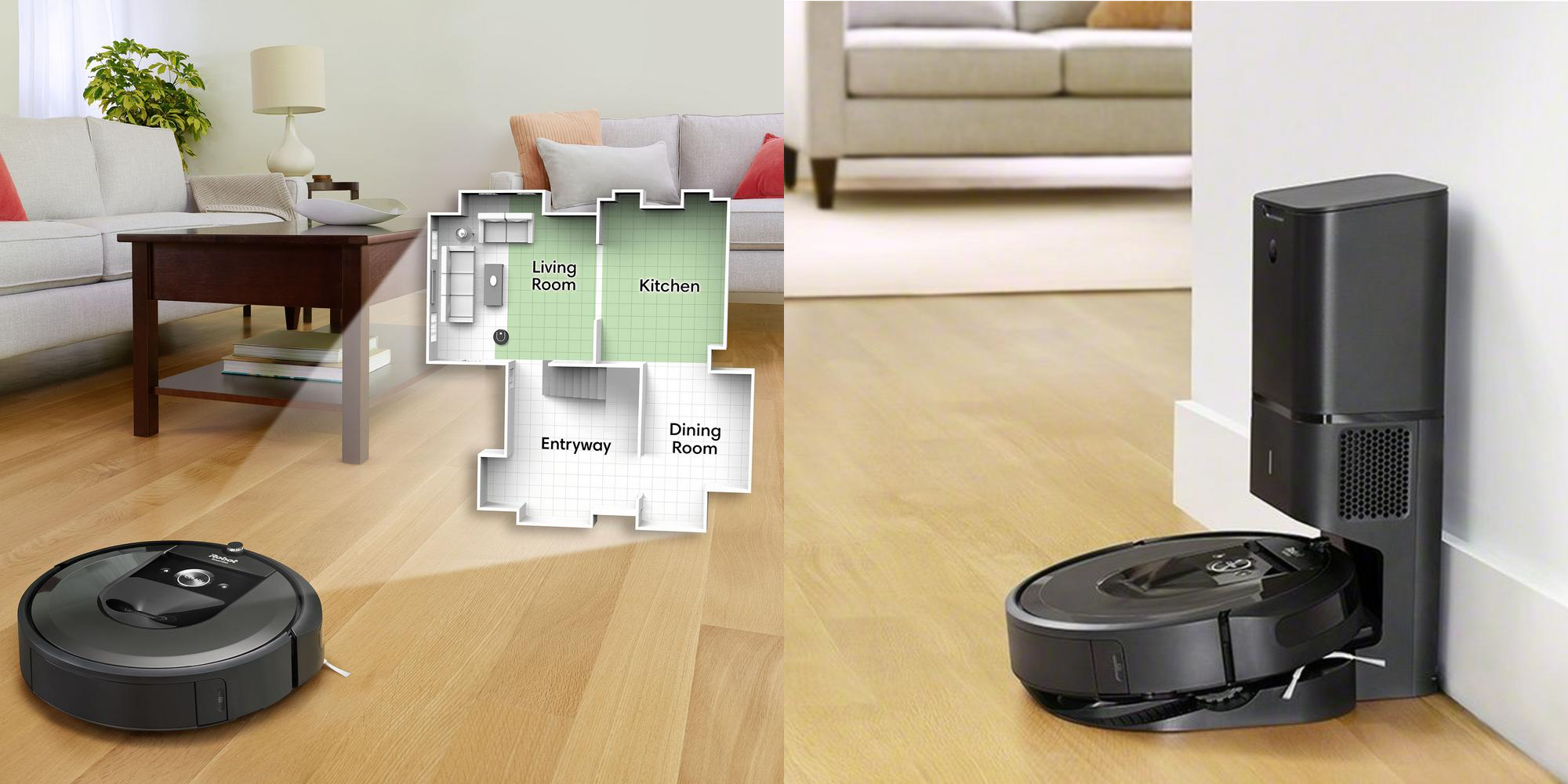 Save 100 On Irobot S Latest Roomba I7 Robot Vacuums At