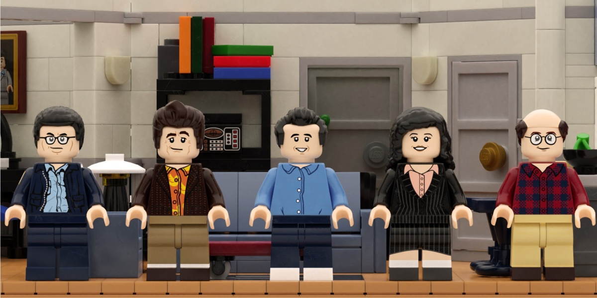 LEGO Ideas Seinfeld apartment
