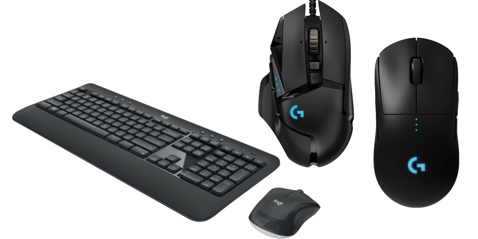 Upgrade your battlestation with Logitech peripherals at up to 25% off from $30