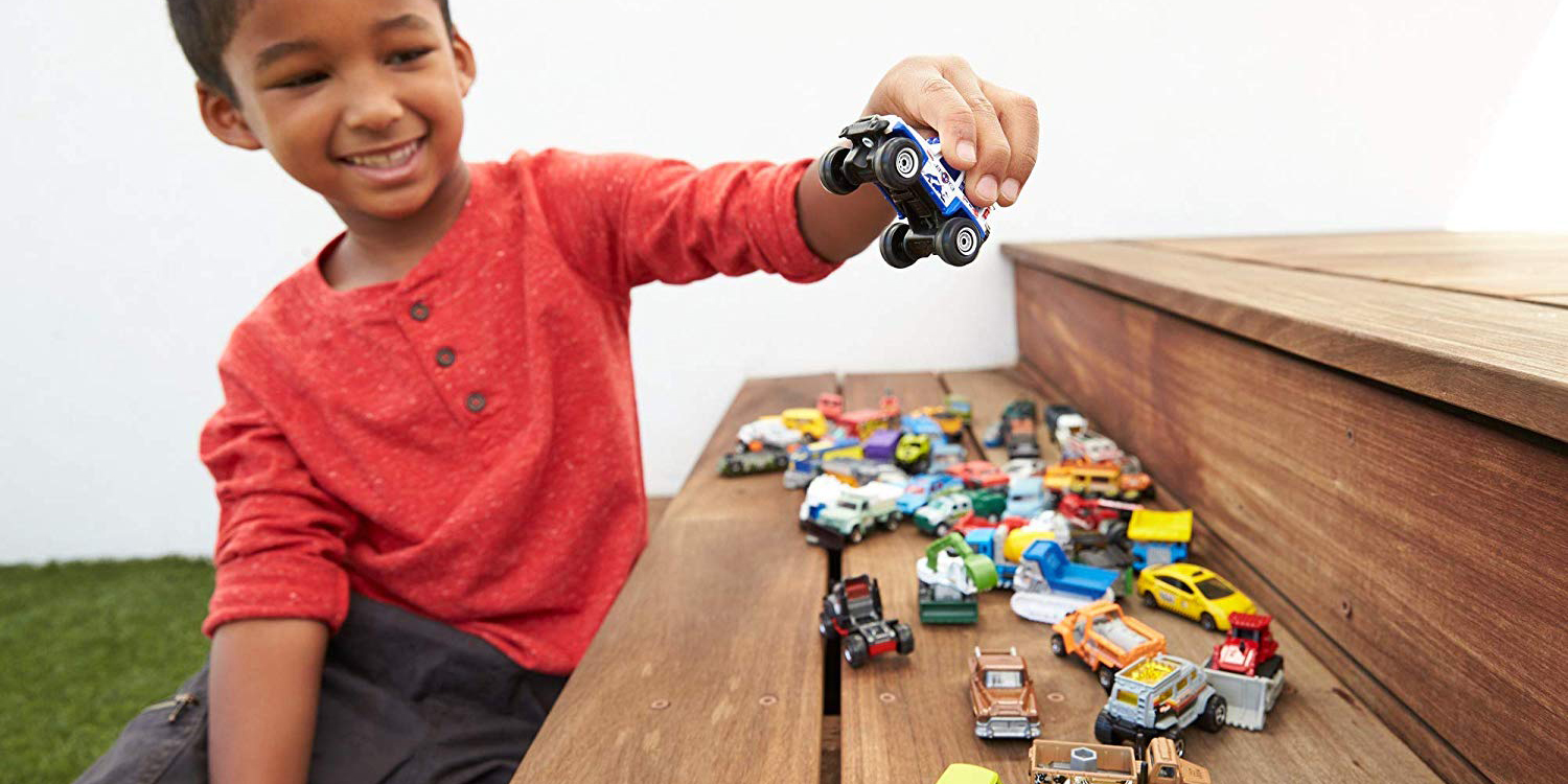 Add 50 Matchbox cars to your collection for $30 at Amazon (Reg. $40)
