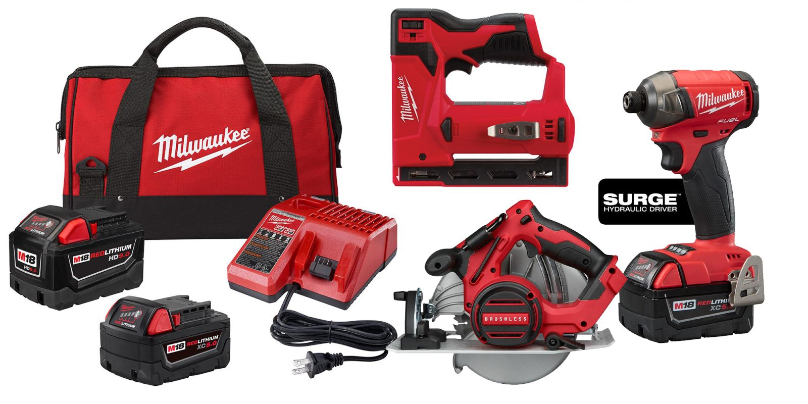 Home Depot's new Milwaukee tool sale starts at $99 with bonus accessories