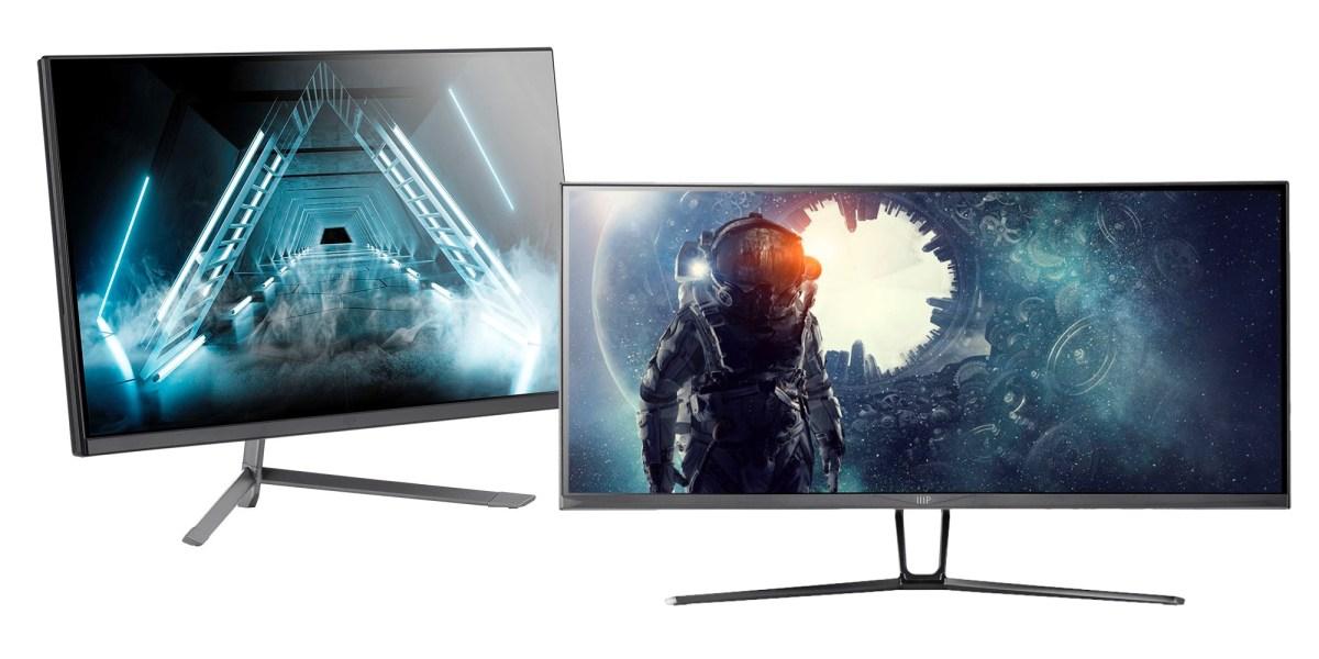 Monoprice Gaming Monitors