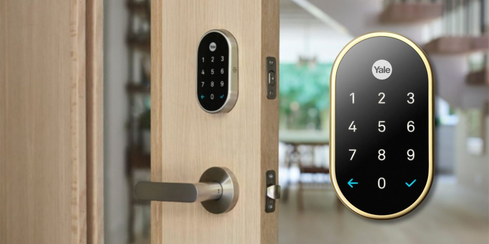Upgrade your smart home with Nest x Yale Smart Lock for $199 (Reg. $280)