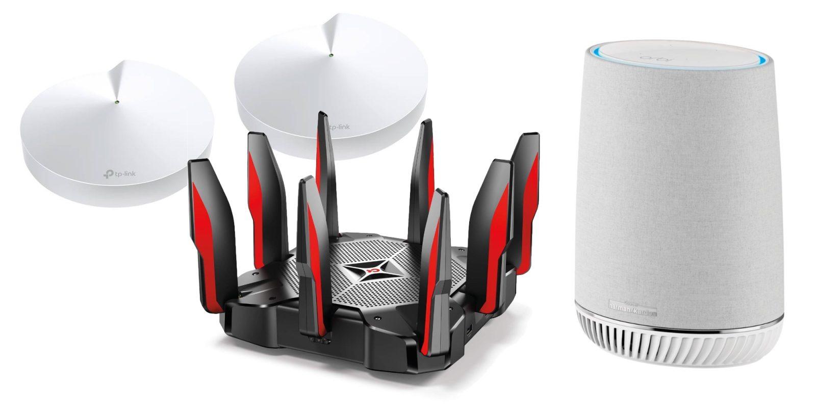 Save $100 on NETGEAR's Orbi Voice Alexa Speaker & Mesh