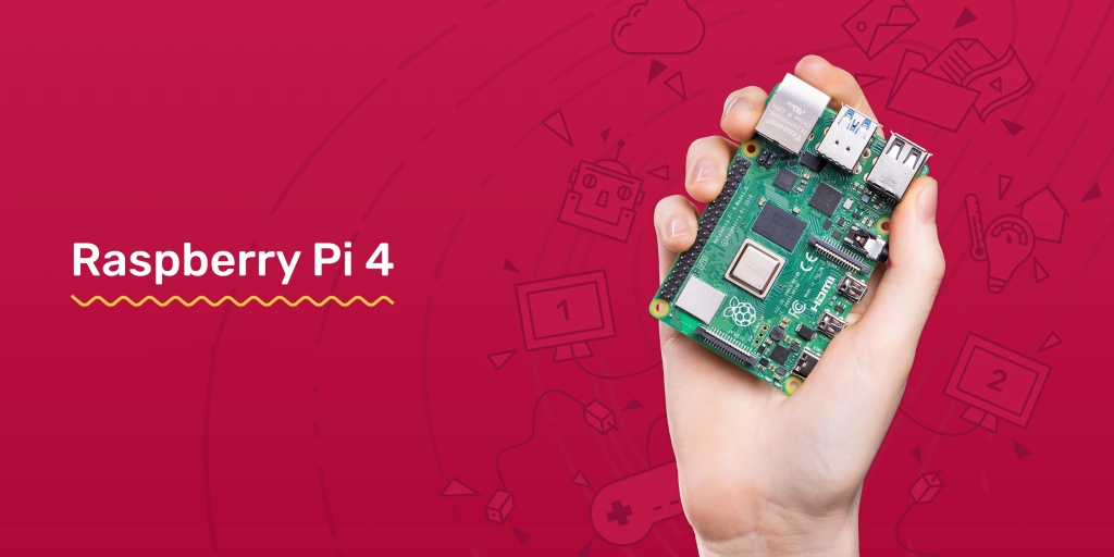 QnA VBage Raspberry Pi 4 hits the scene with 4K support, ample I/O, still $35