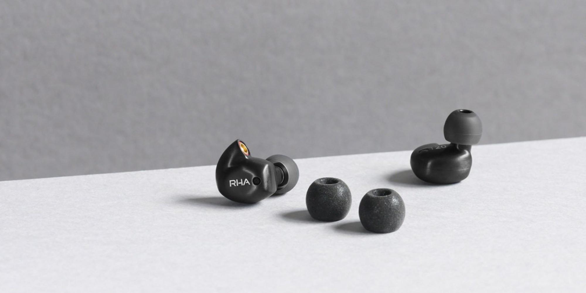 RHA T20 Wireless Earphones