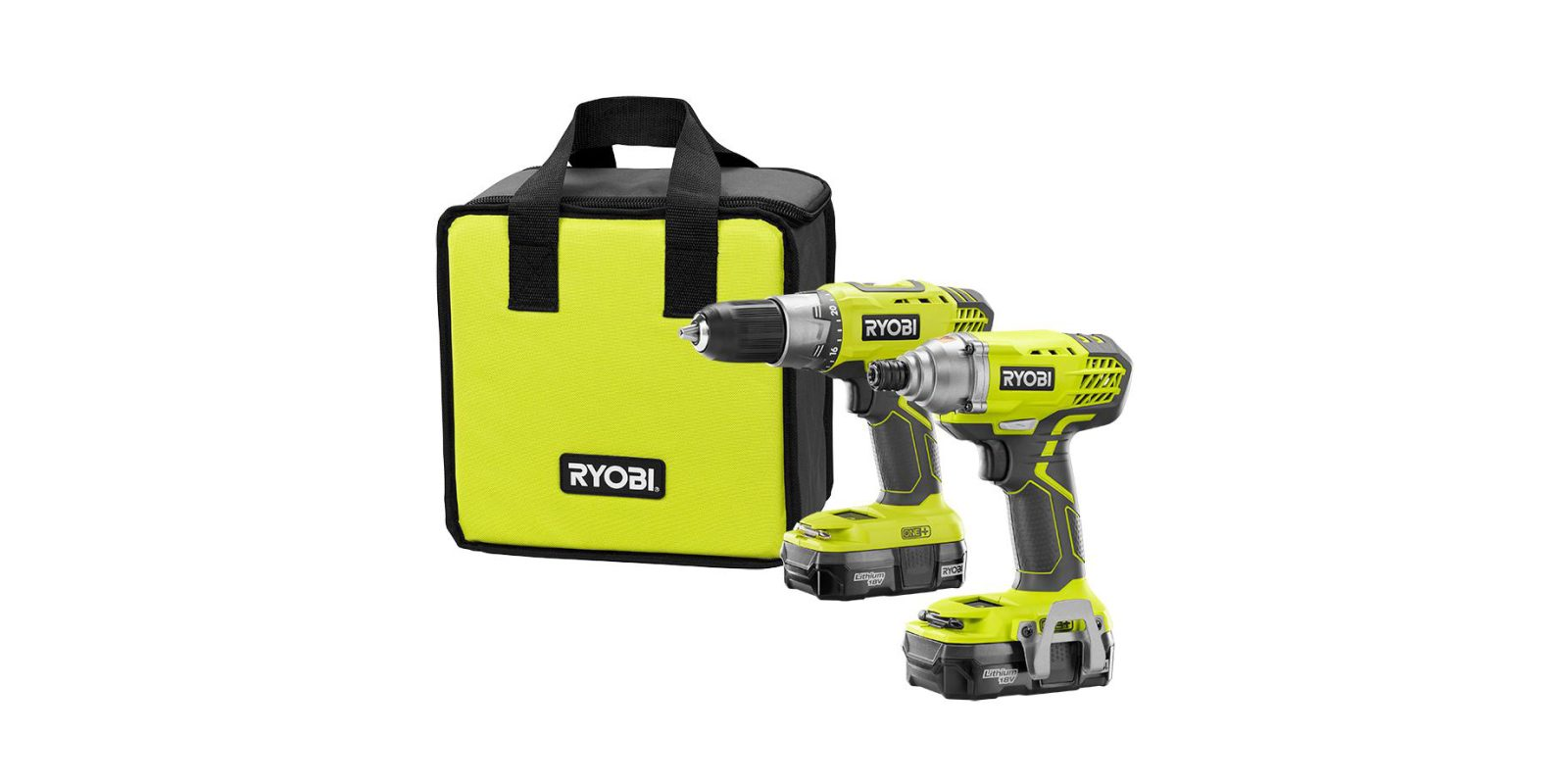 Warm weather calls for new tools, grab this Ryobi cordless combo kit at $99