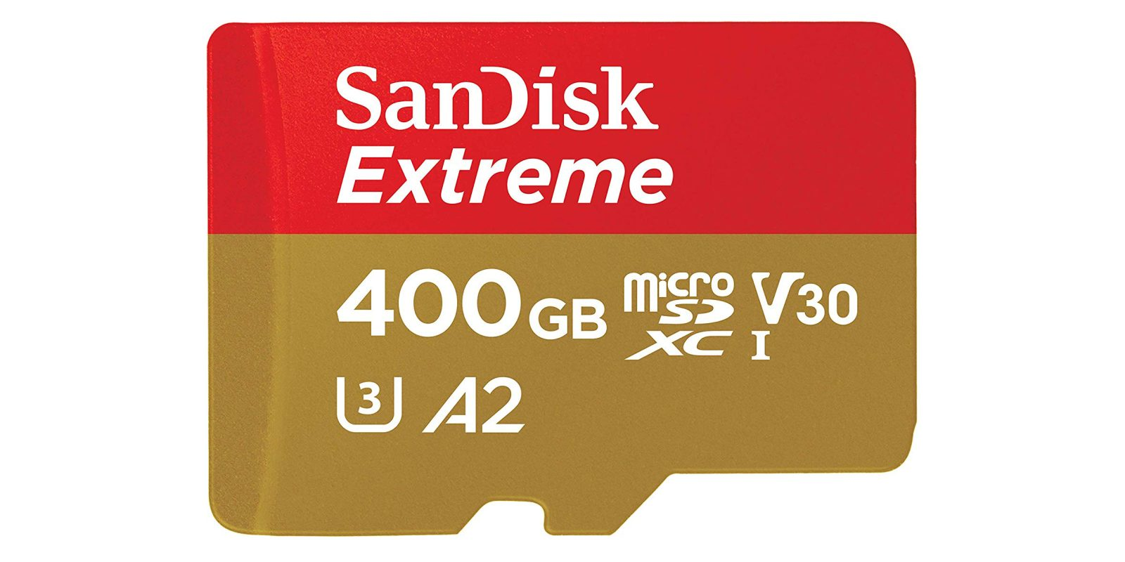 SanDisk Extreme 400GB microSD card hits Amazon all-time low at $85.50