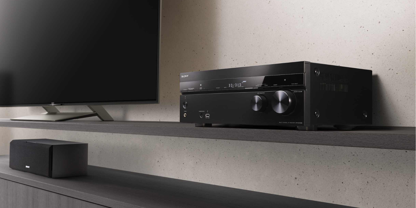 Sony's Surround Sound Receiver rocks AirPlay + Chromecast at $348 (23% off)
