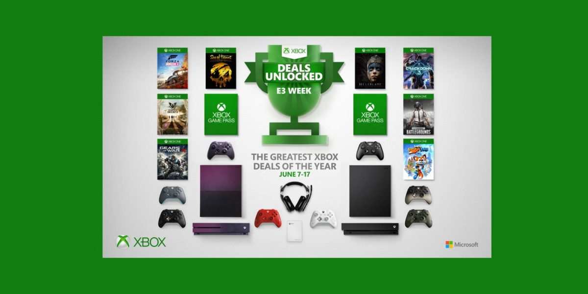 Summer Xbox sale now live