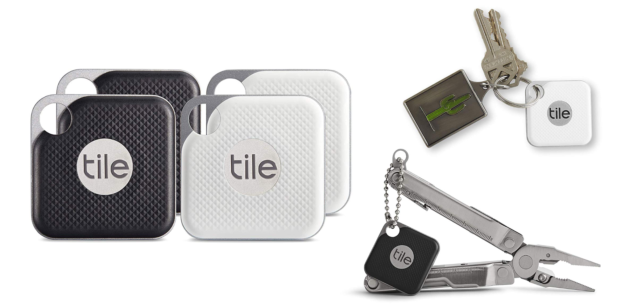 Case Compatible for Tile Pro with Replaceable Battery 4 Pack CASE ONLY