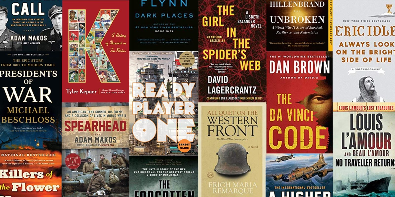 Amazon's Gold Box discounts top books for your Kindle reading list from $2