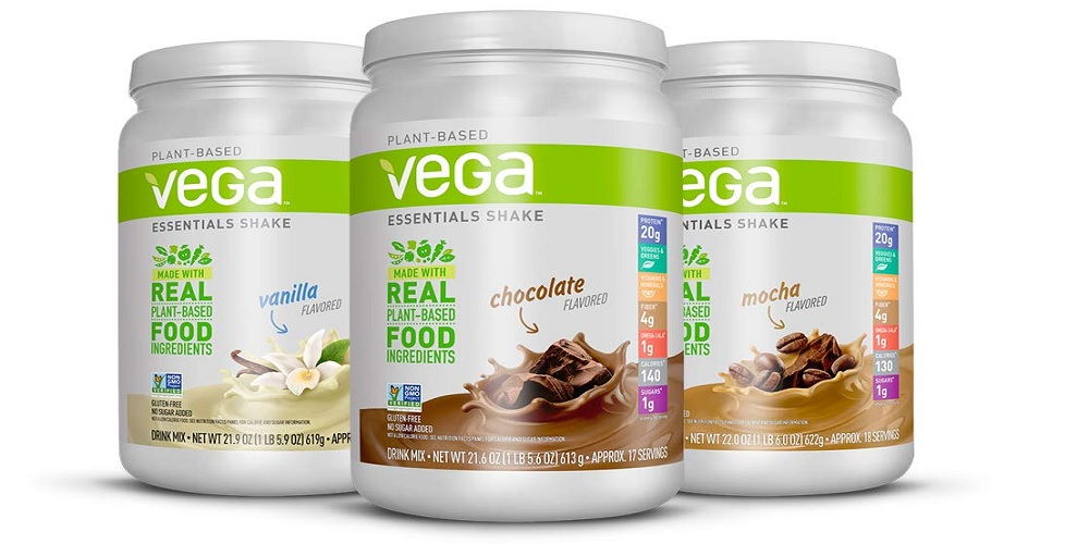 Stock up on Vega Protein Powder today at Amazon with deals from $23