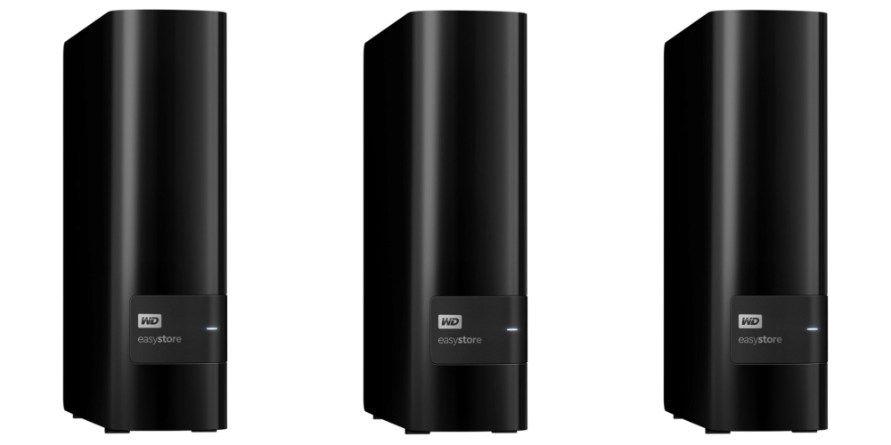 Back up all your memories with WD's easystore 10TB Drive