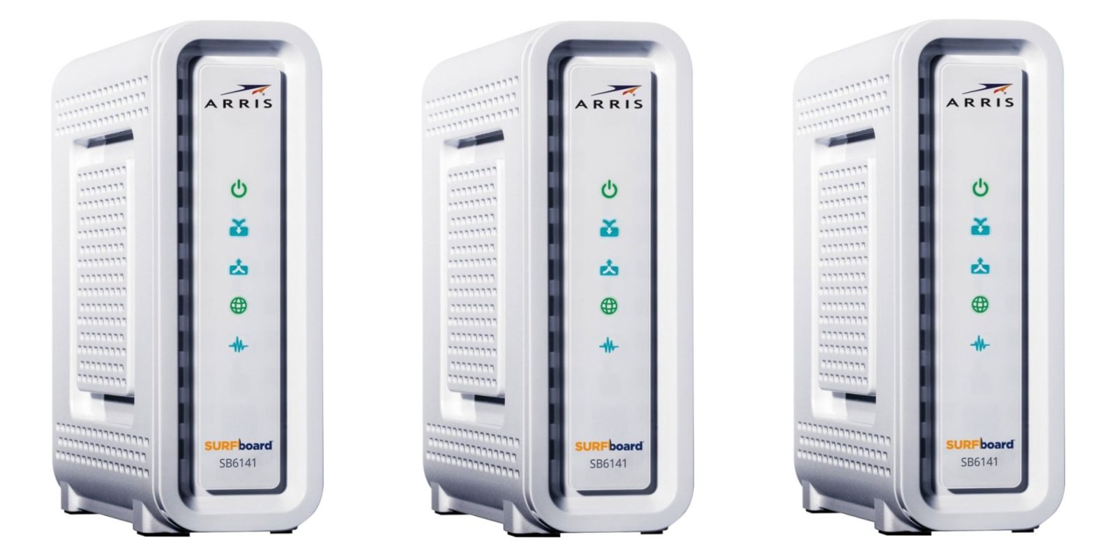 Ditch your ISP's rental and score the ARRIS DOCSIS 3.0 Modem at $40 (Save 20%)