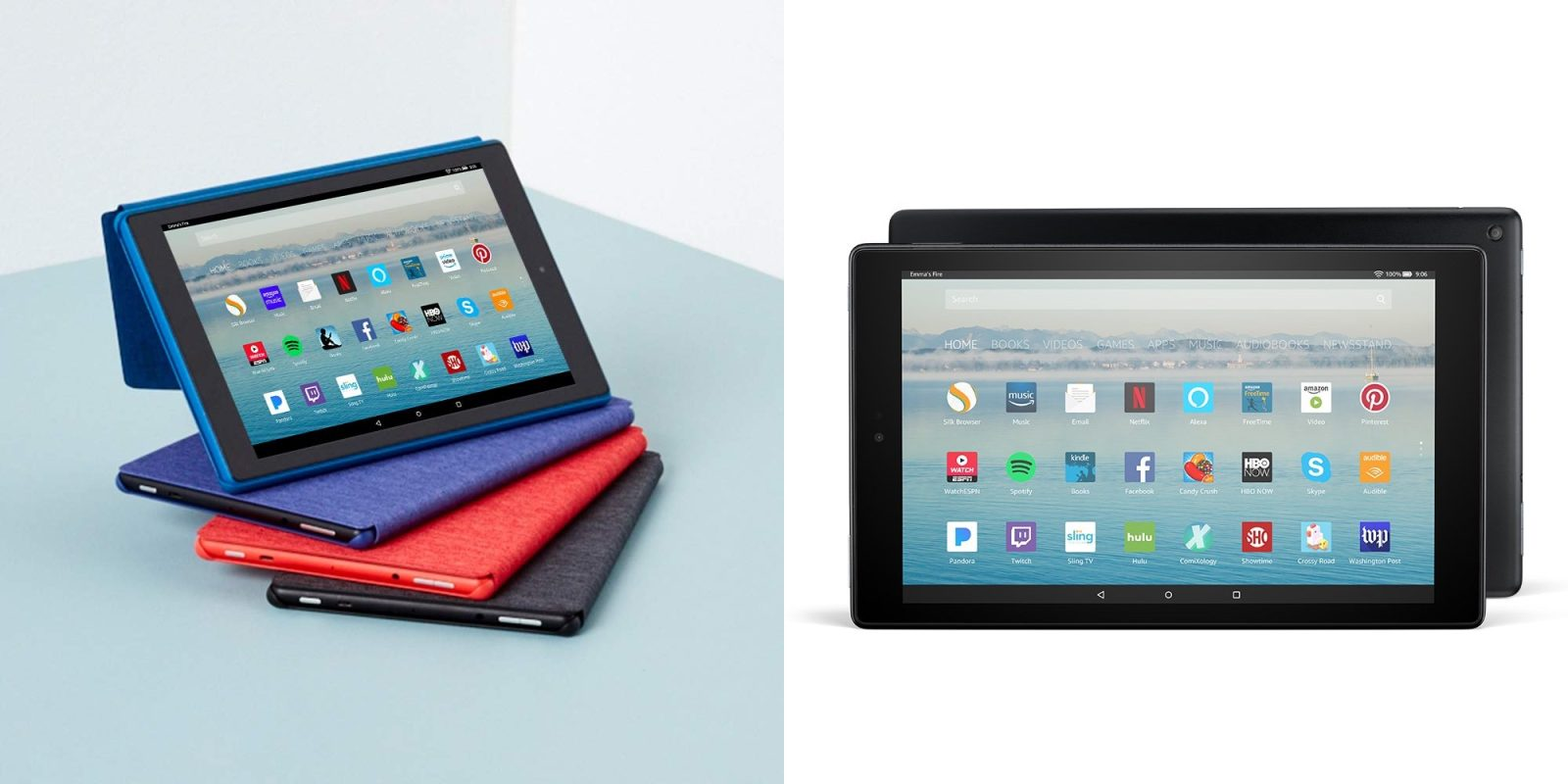 Fire 7 Kids and Fire HD 10 drop to some of 2019's best prices from $70 shipped