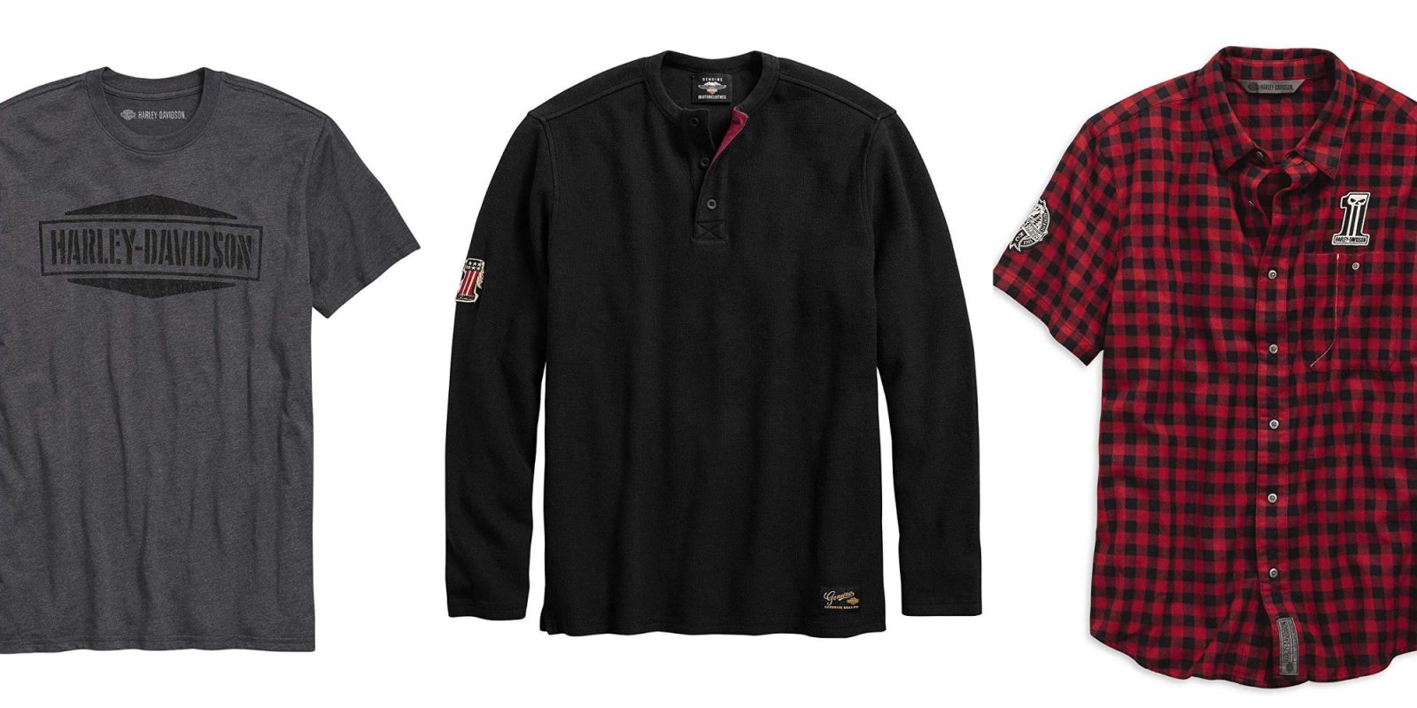 e35be2a0 Harley-Davidson gear from $20 at Amazon today: shirts, hats, more (20% off)