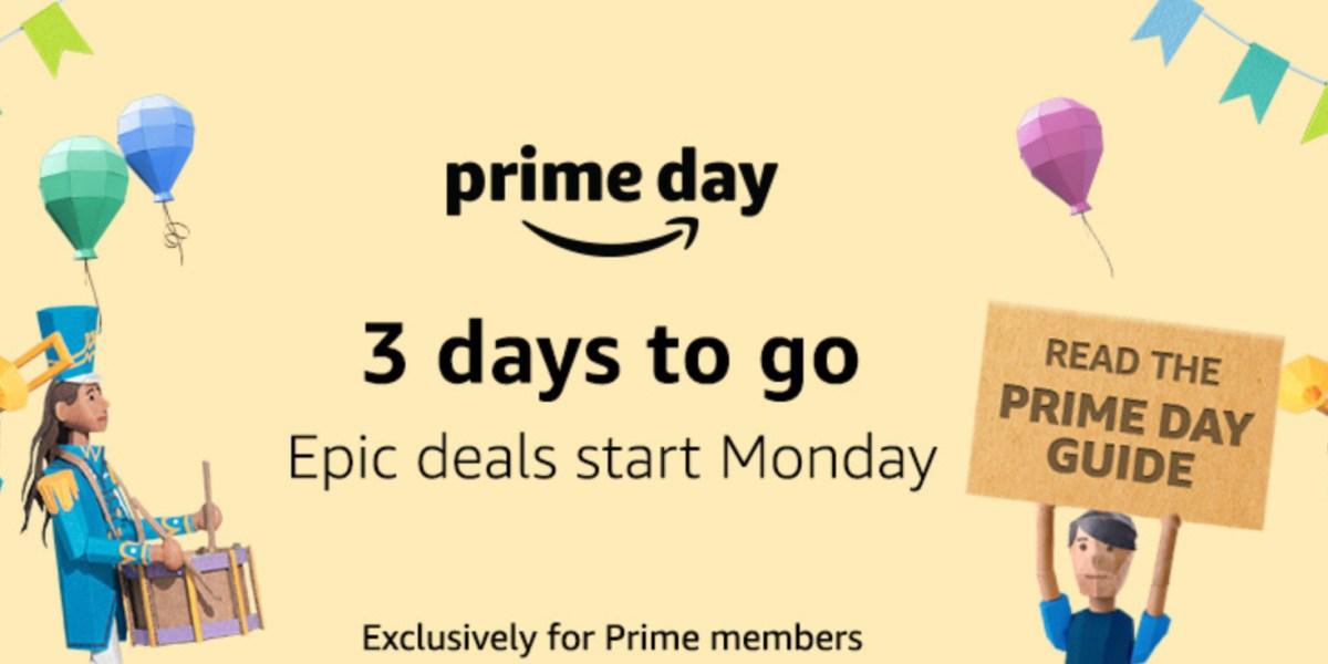 Amazon Best Prime Day Deals
