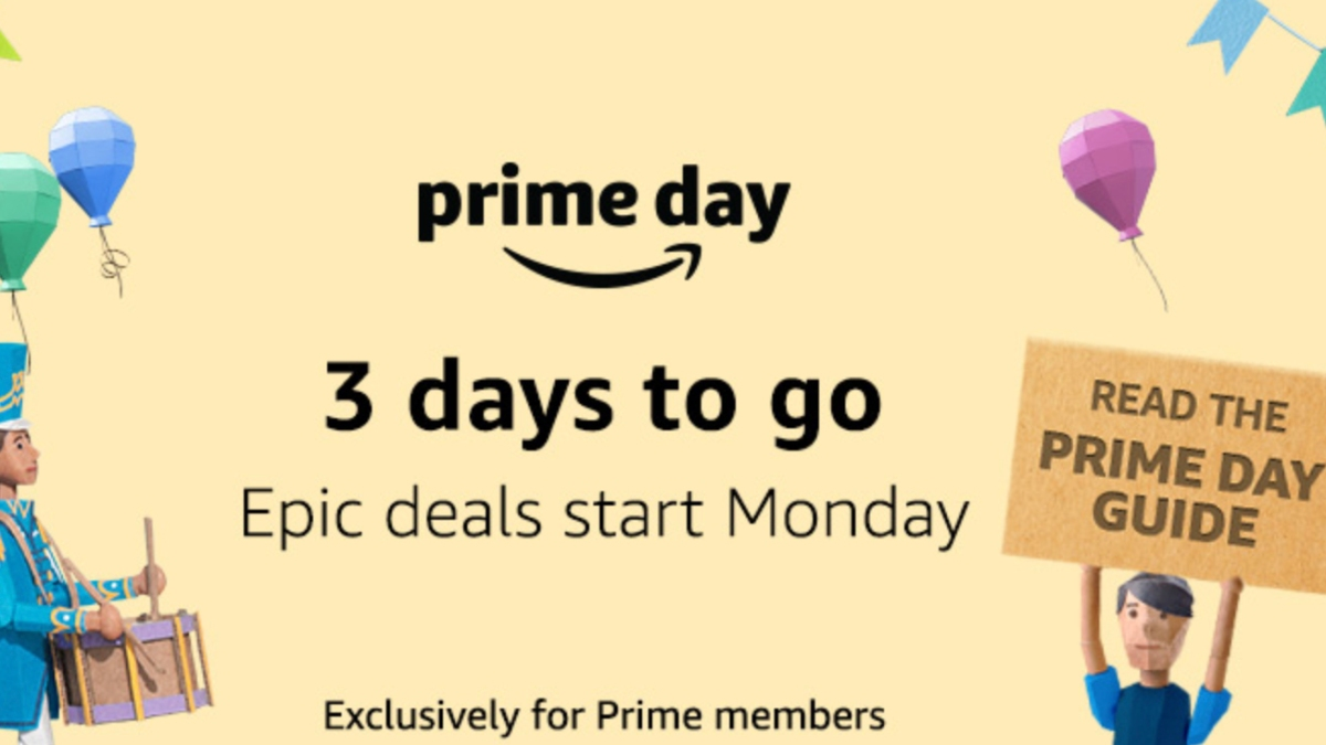 Amazon Best Prime Day Deals