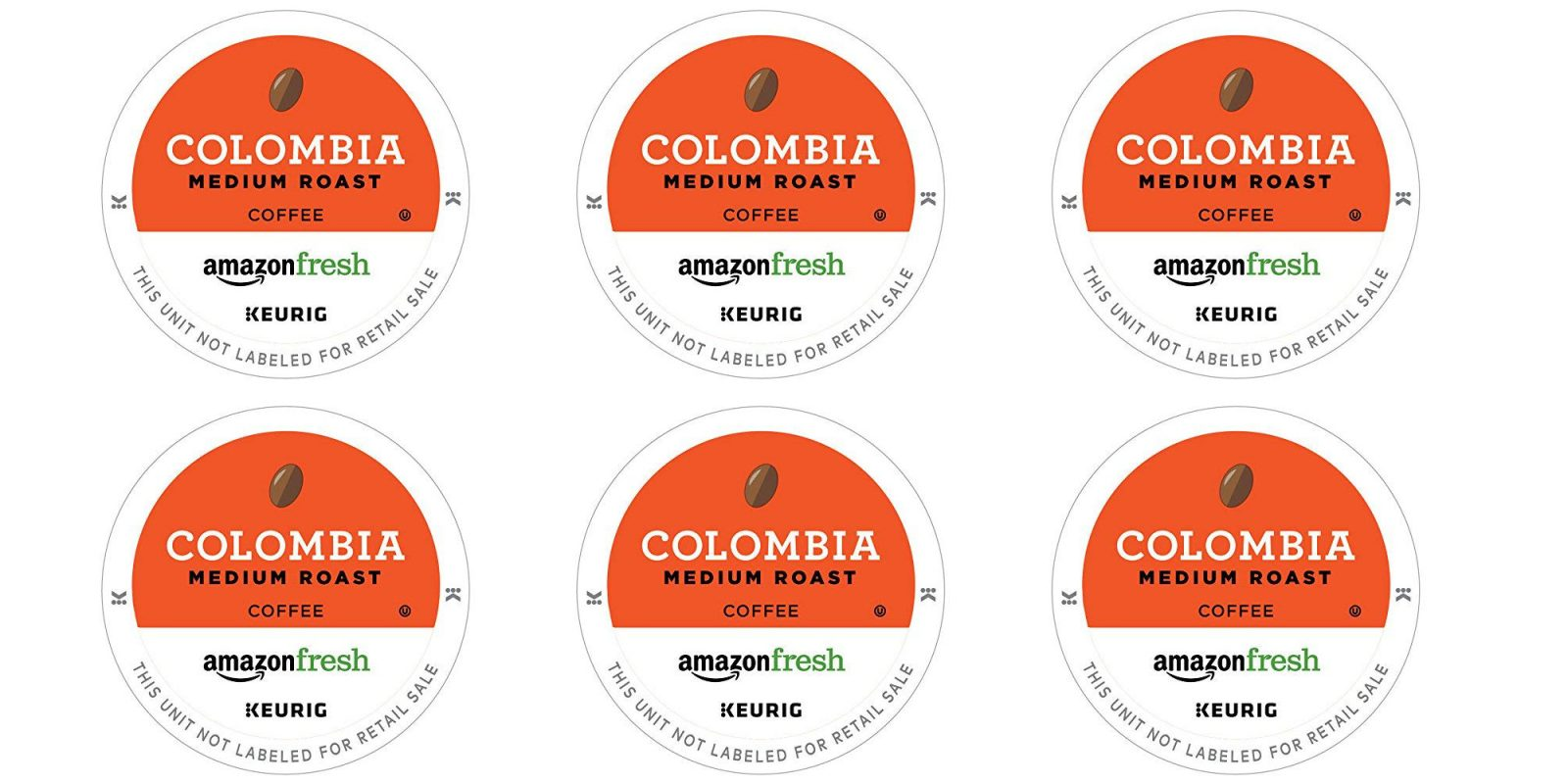 Amazon's Colombia Roast K-Cups hit the all-time low: 12-pack for $4 (Reg. $10)