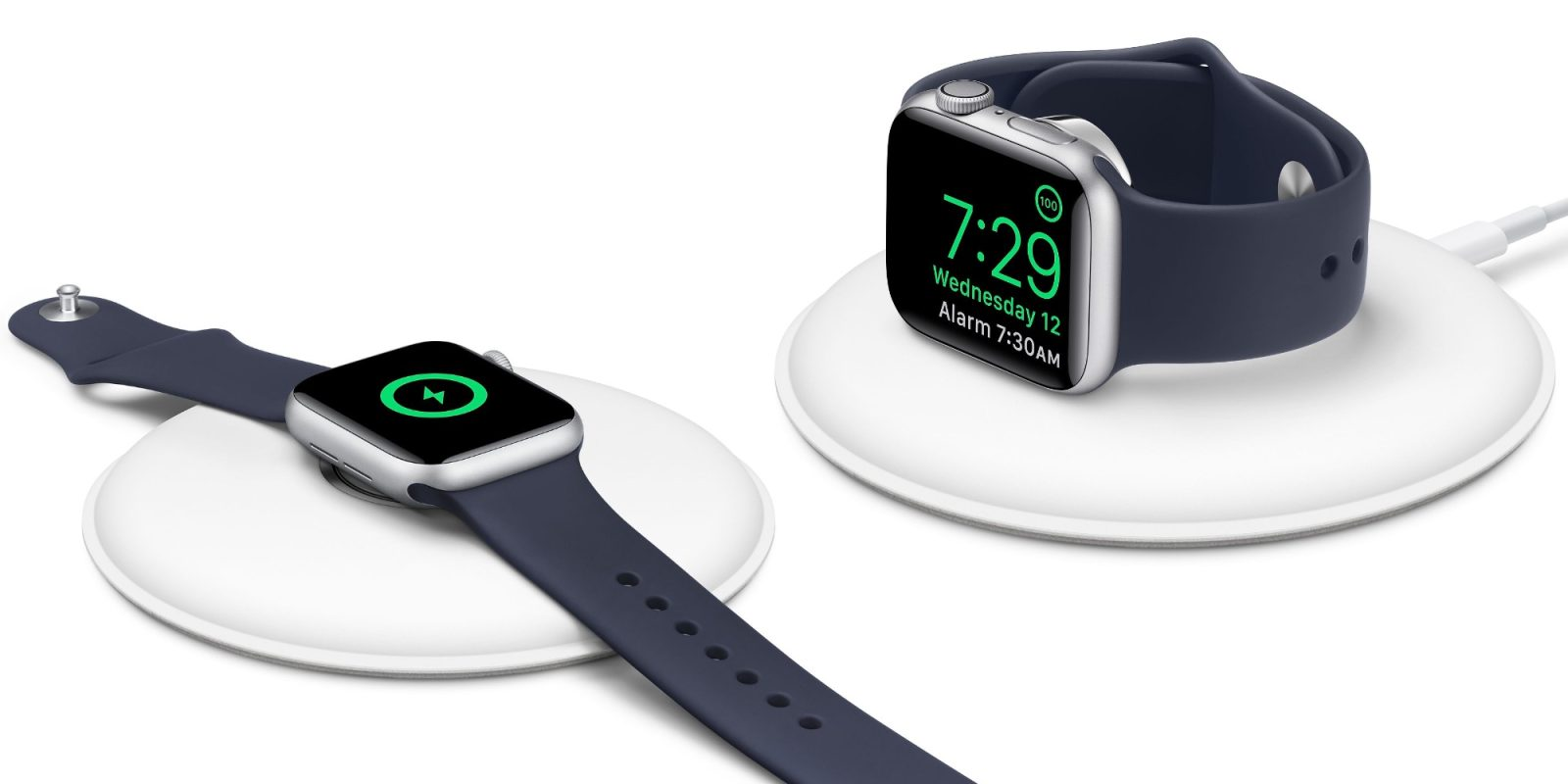 Lock in a $20 discount on the Apple Watch Magnetic Charging Dock at a 2019 low