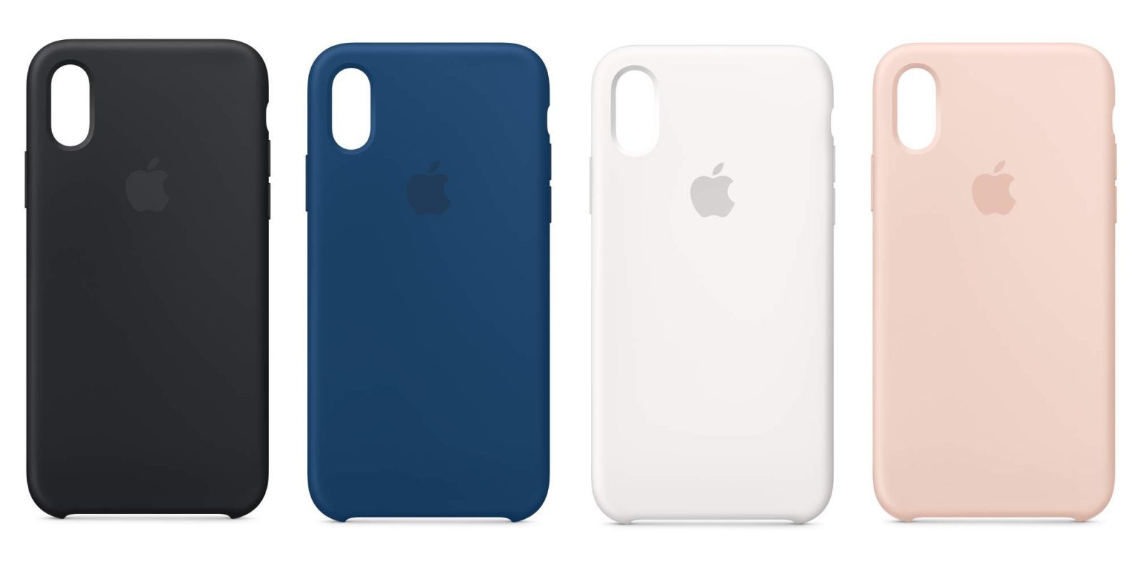 premium selection 03186 ce958 Smartphone Accessories: Apple iPhone XS Silicone Case $25 (Reg. $39 ...