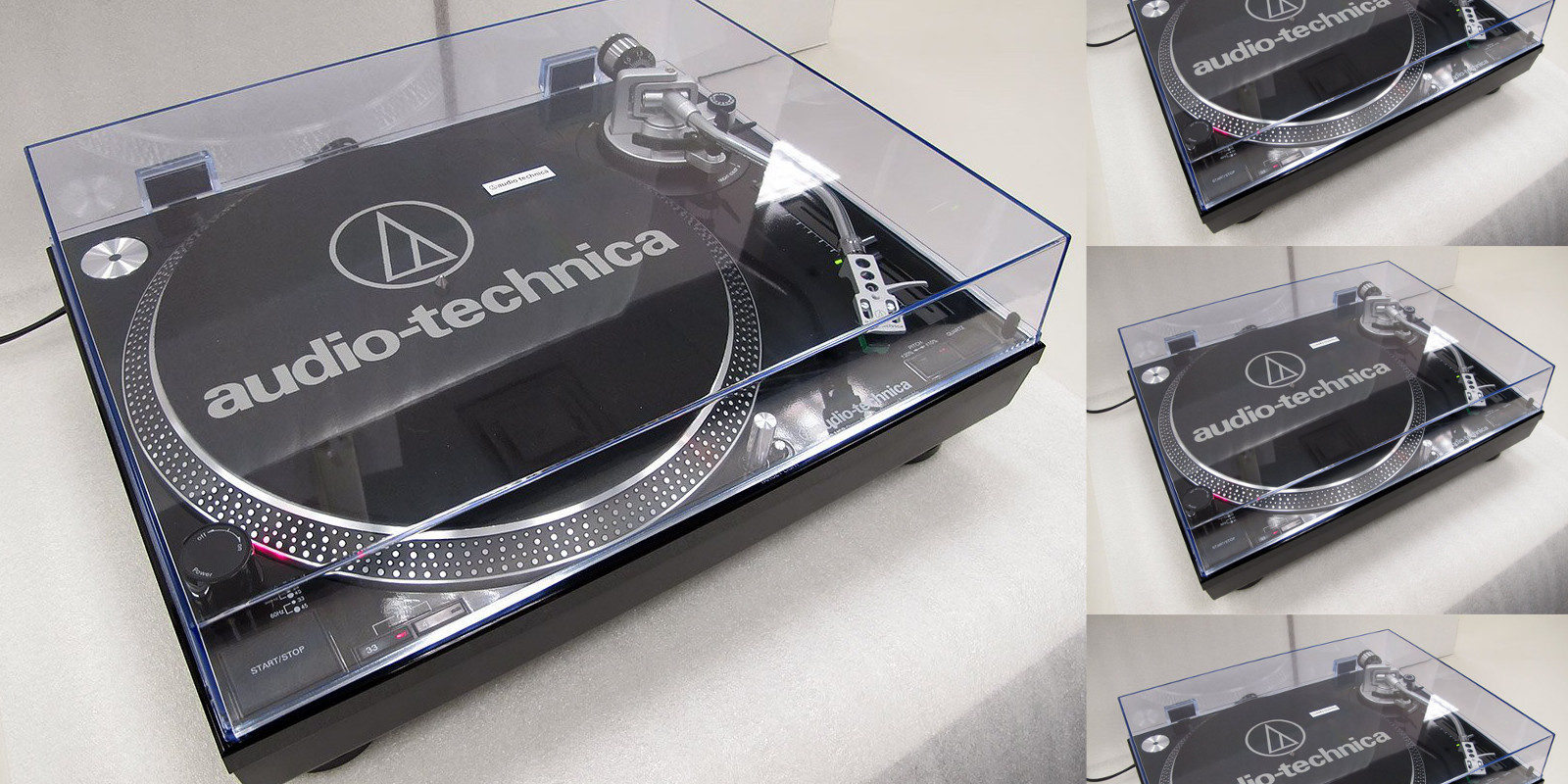 Audio-Technica's highly-rated Pro USB Turntable drops to $229 (Reg