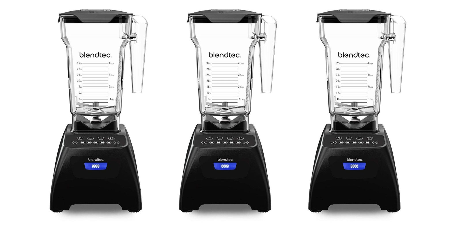 Upgrade to the Blendtec 575 Blender with an 8 yr. warranty at $100+ off