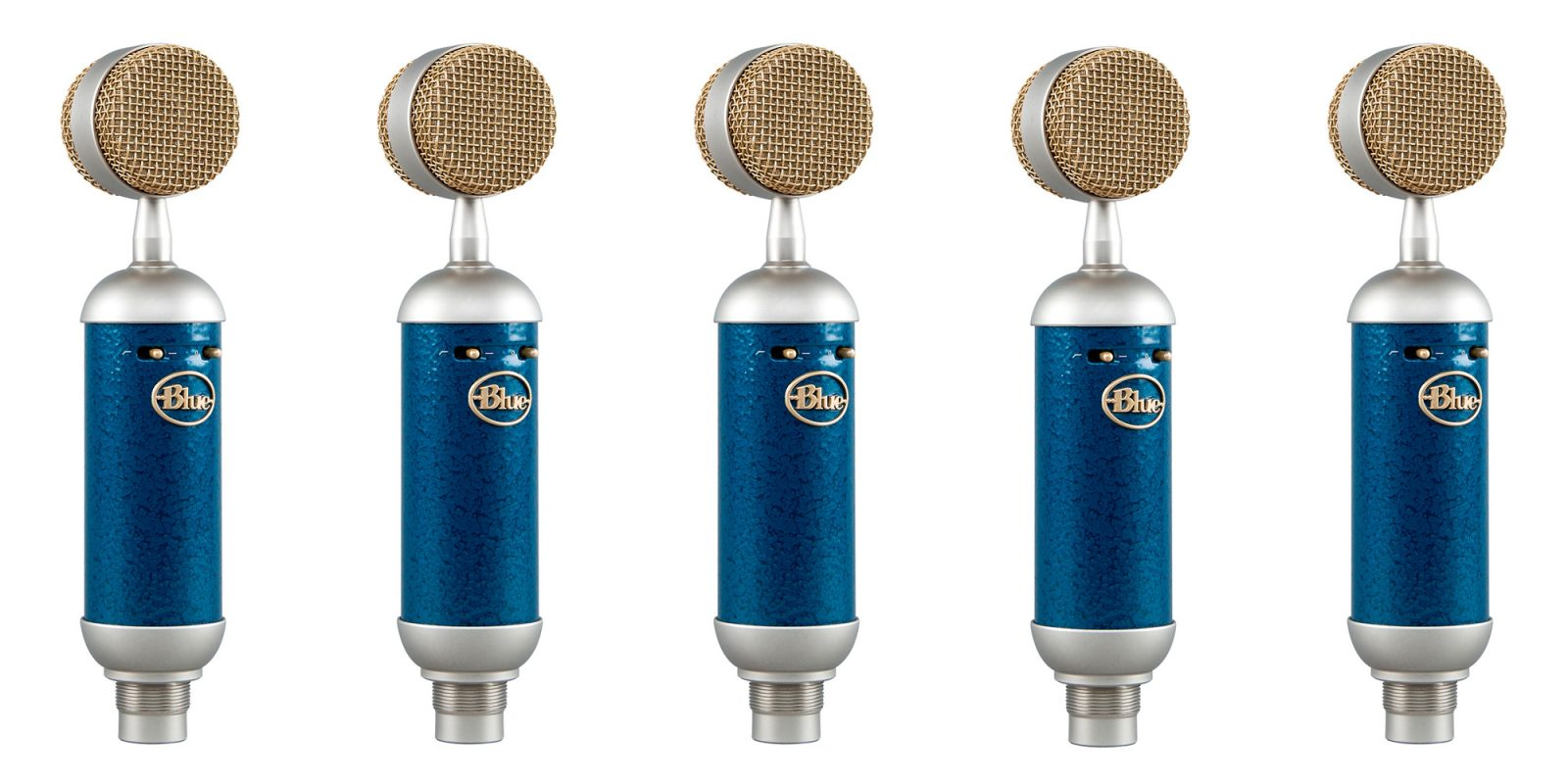 Blue's Spark SL Large-Diaphragm Condenser Mic is $140 (Today only, Reg. $200)