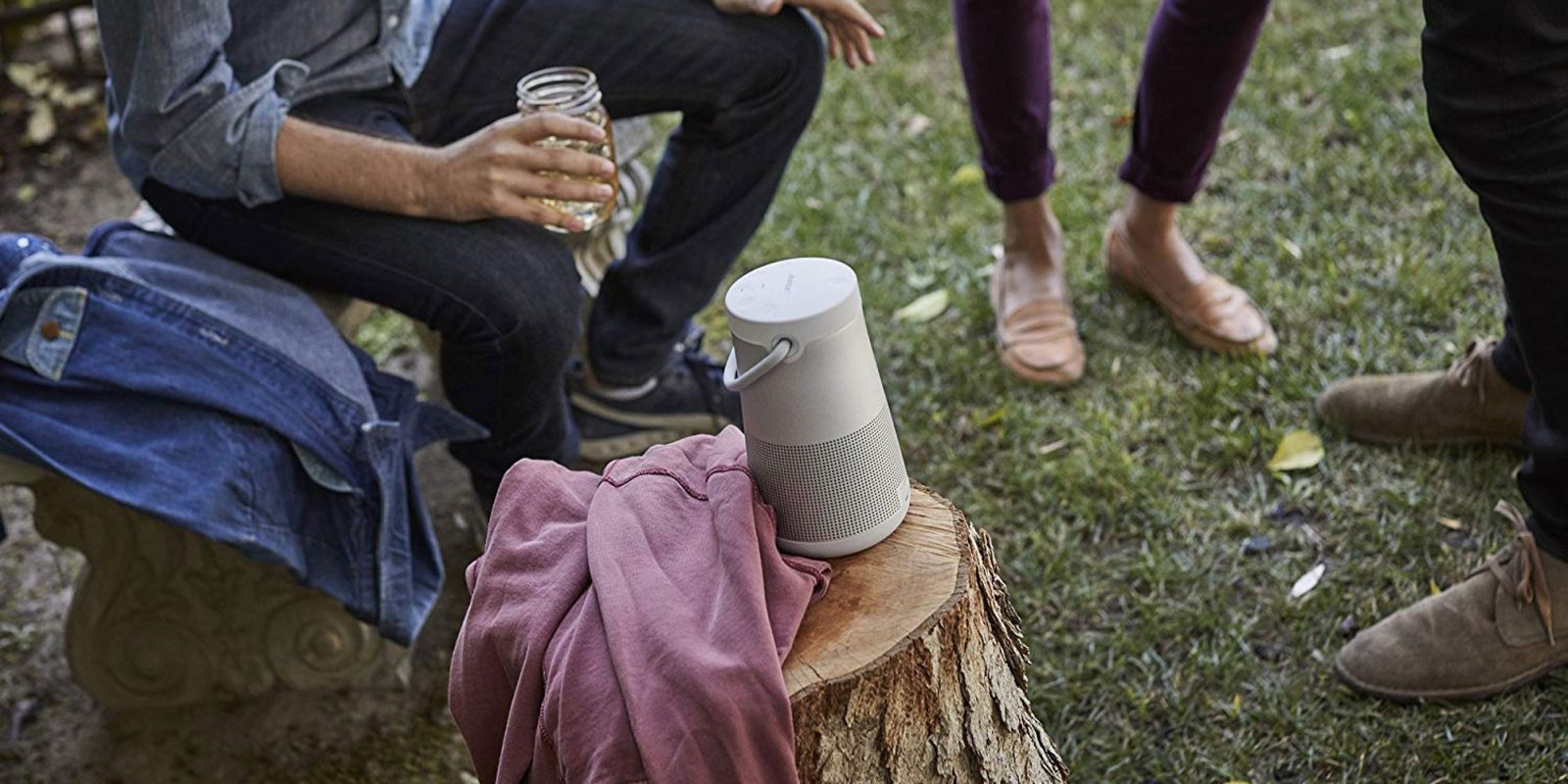 Bose SoundLink Revolve+ 360 speaker hits lowest price yet: $239 (Reg. $299)
