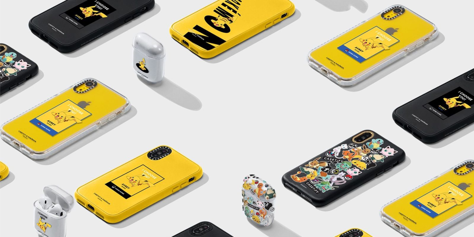 CASETiFY brings all 151 Kanto Pokémon to your iPhone and more with new cases